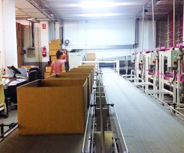 Nuestros servicios logísticos